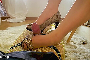 Ruined Orgasm In Chastity And Cbt For Lana Lure